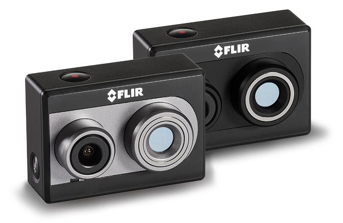 Камеры FLIR Duo и Duo R