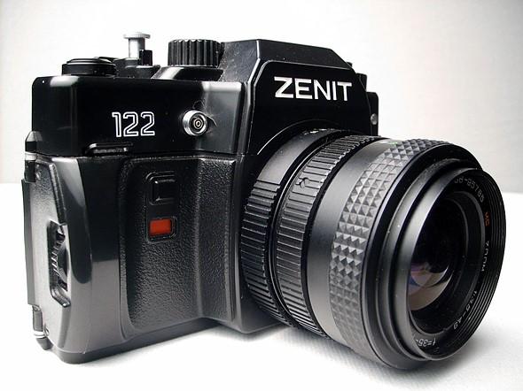 Фотоаппарат будет носить марку «Зенит»