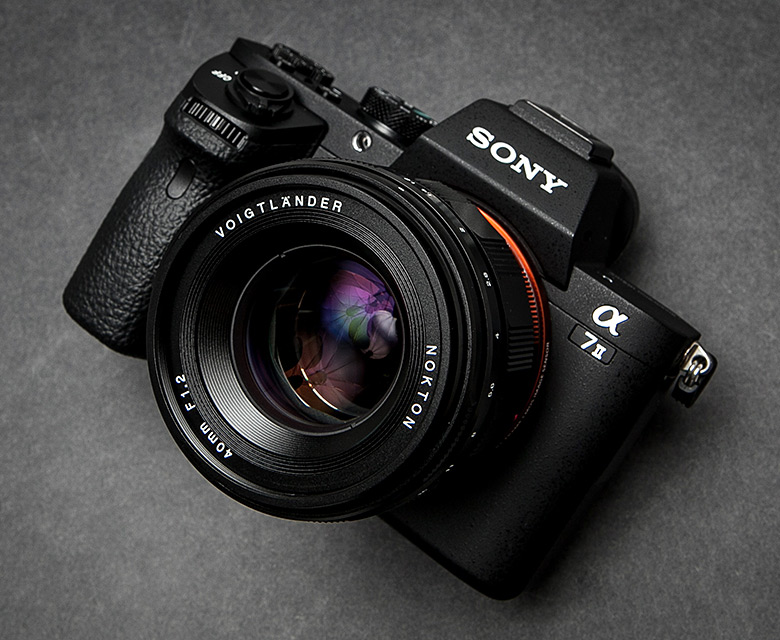 Появились первые снимки, сделанные объективом Voigtlander Nokton 40mm F1.2 Aspherical