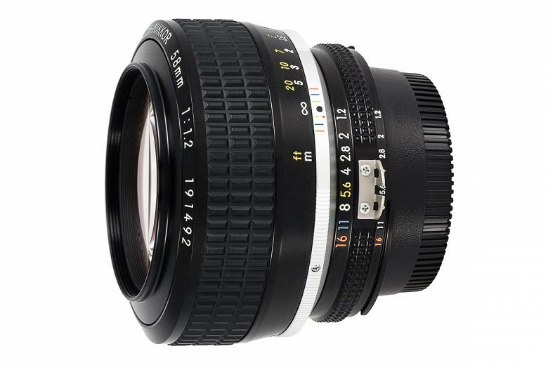 Nikon намекает на выпуск объектива Noct-Nikkor для беззеркальной камеры