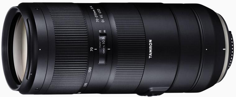 Объектив Tamron 70-210mm F/4 Di VC USD (Model A034) оценен в $800