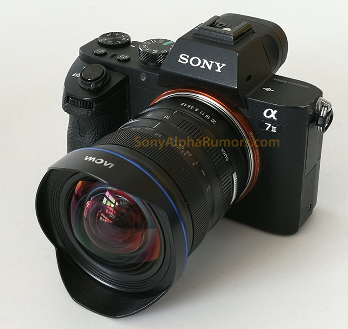 Появились спецификации и изображения объектива Laowa 10-18mm f/4.5-5.6 FE