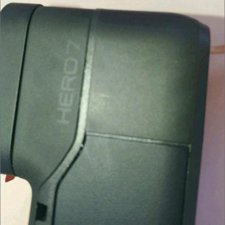 Появились первые фотографии камеры GoPro Hero7 Black