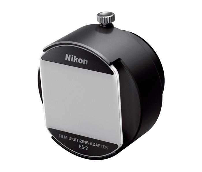 Адаптер Nikon ES-2 стоит $150