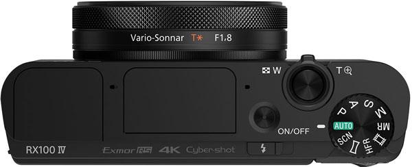 Продажи модели Sony Cyber-shot RX100 IV (DSC-RX100M4) начнутся в июле по цене $1000