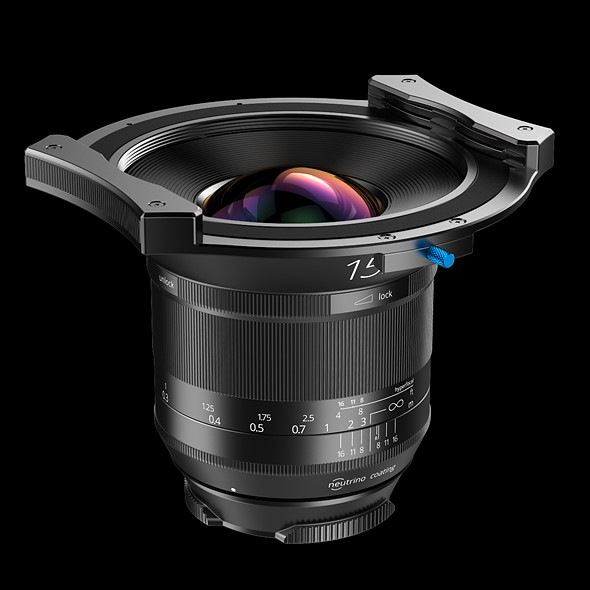 Irix предлагает собственную систему фильтров для широкоугольных объективов
