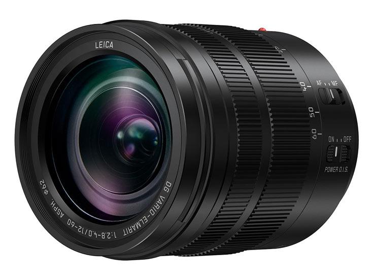 Продажи Leica DG Vario-Elmarit 12-60mm / F2.8-4.0 ASPH. / Power O.I.S. (H-ES12060) должны начаться в марте