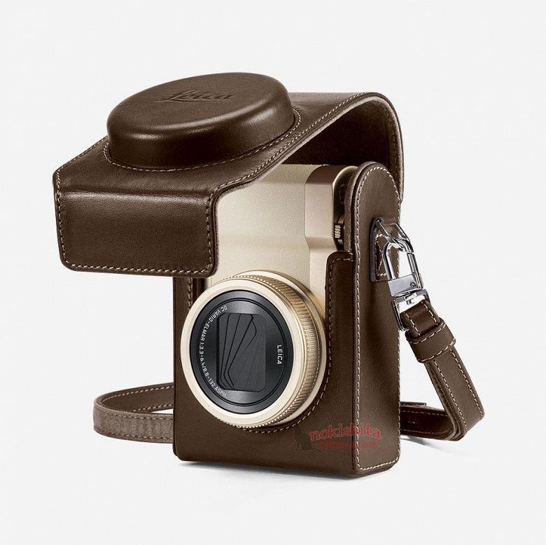 Появились фотографии камеры Leica C-Lux