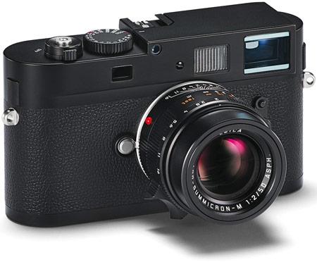Leica M Monochrom — первая в мире полнокадровая черно-белая цифровая камера
