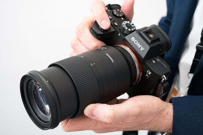 Проблема с фокусировкой объектива Tamron 28-75mm F/2.8 Di III RXD (Model A036) решена