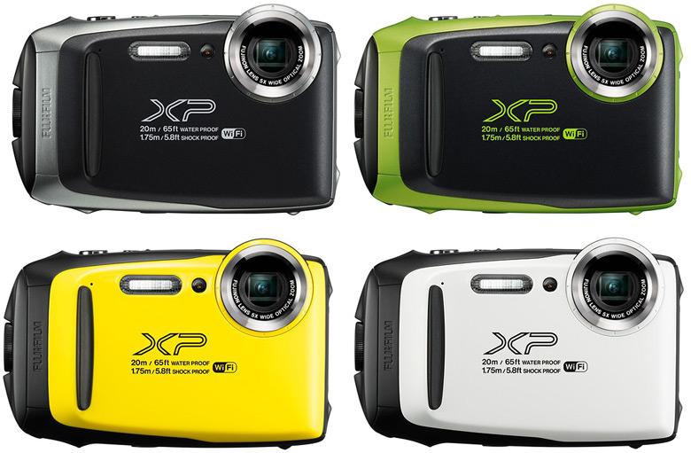 Камера в усиленном исполнении Fujifim XP130 оценена в $230