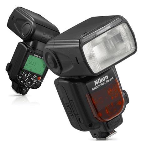 Представлена флагманская вспышка линейки i-TTL Speedlight — Nikon SB-910