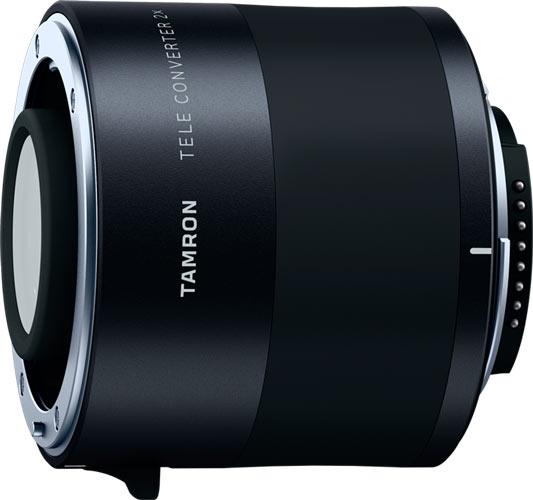 Телеконвертор Tamron TC-X14 оценен в $419, Tamron TC-X14 — в $439