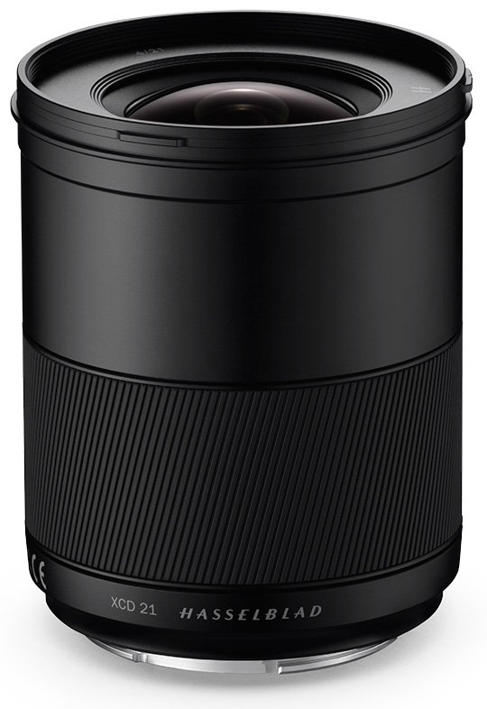 Представлен объектив Hasselblad XCD 21mm F/4