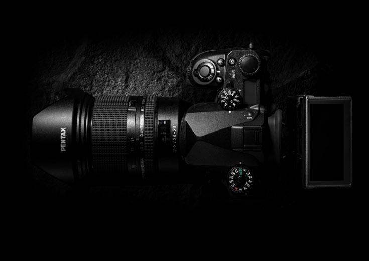 Выход полнокадровой зеркальной камеры Pentax намечен на весну 2016 года