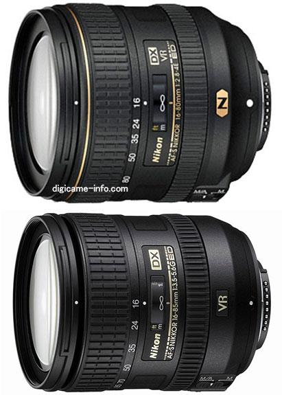 Ожидается, что продажи Nikon AF-S DX Nikkor 16-80mm f/2.8-4E ED VR в Японии начнутся 16 июля