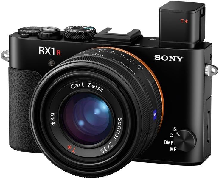 Разрешение полнокадровой компактной камеры Sony Cyber-shot RX1R II — 42 Мп, цена — $3299