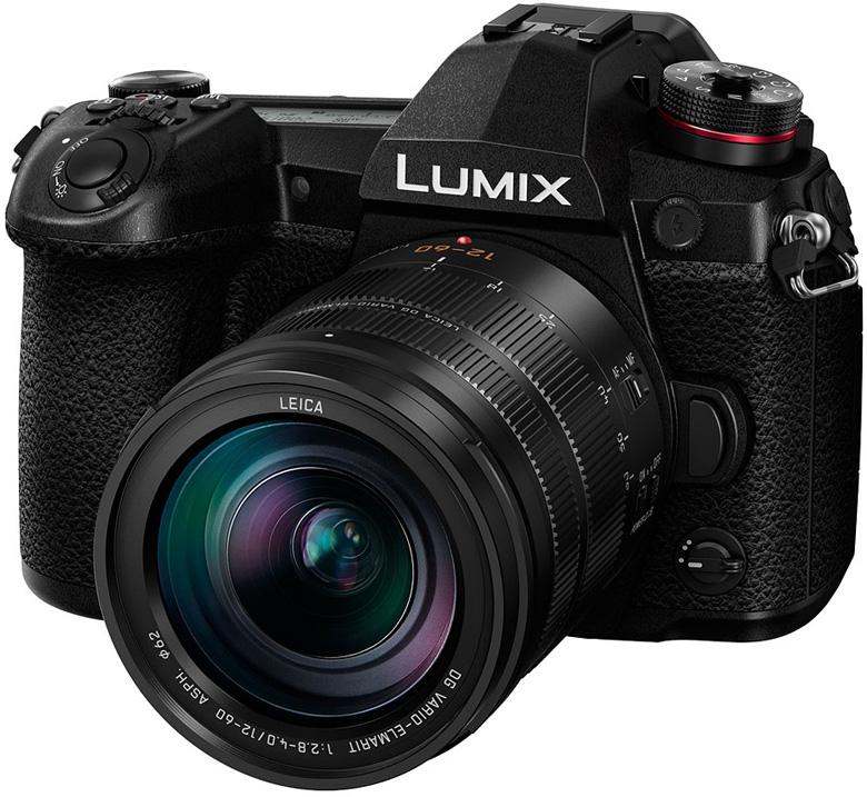 Представлена беззеркальная камера Panasonic Lumix DC-G9