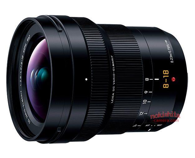 Датой начала продаж объектива Leica DG Vario-Elmarit 8-18mm/F2.8-4.0 ASPH. названо 25 мая