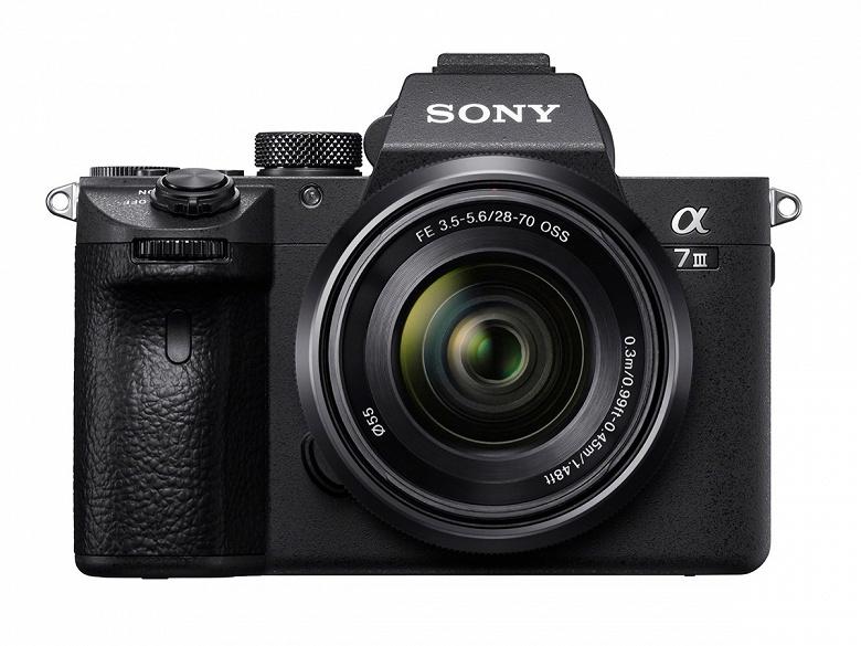 Дефект камеры Sony a7 III, проявляющийся при видеосъемке, устранен в новой прошивке