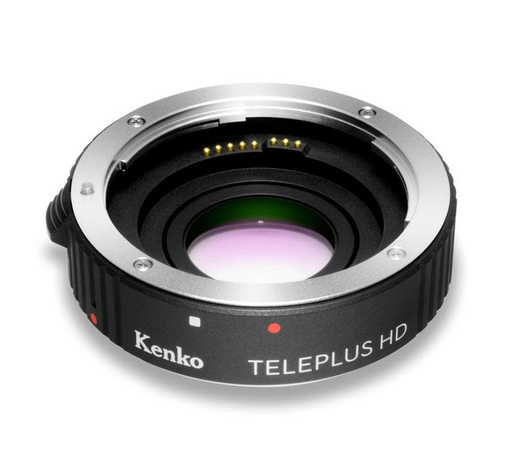 Телеконверторы Kenko Teleplus 1.4x HD DGX и 2.0x HD DGX обеспечивают автофокусировку и управление диафрагмой