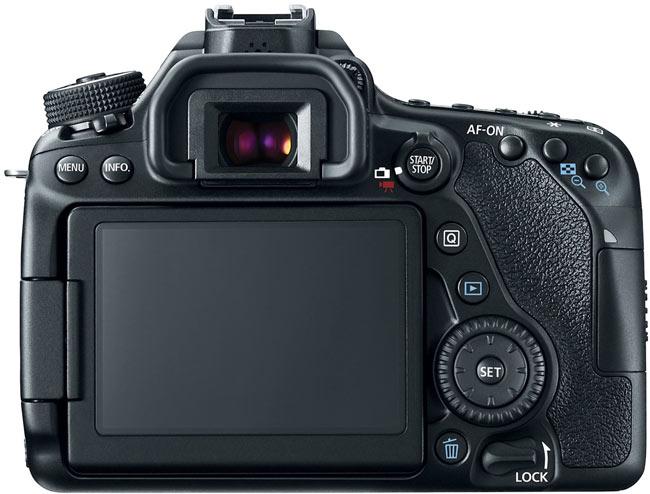 Продажи Canon EOS 80D должны начаться в марте