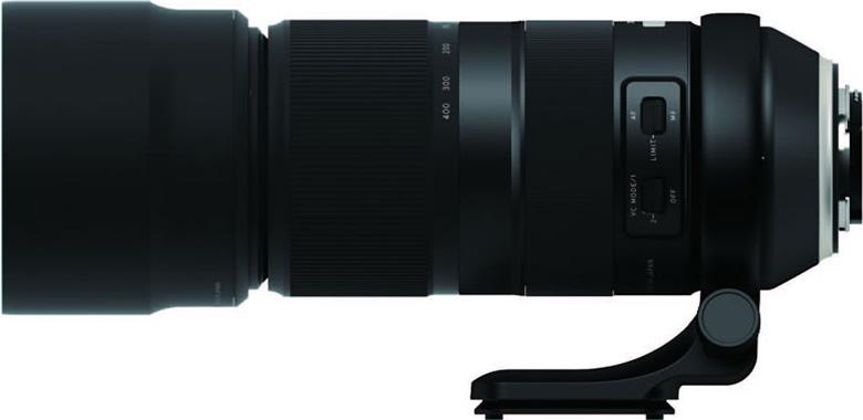 Объектив Tamron 100-400mm f/4.5-6.3 Di VC USD (Model A035)