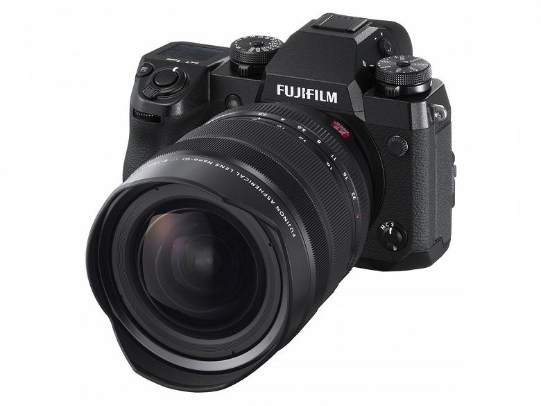 Fujifilm планирует выпустить объективы XF33mmF1 R WR, XF16mmF2.8 R WR и XF16-80mmF4 R OIS WR