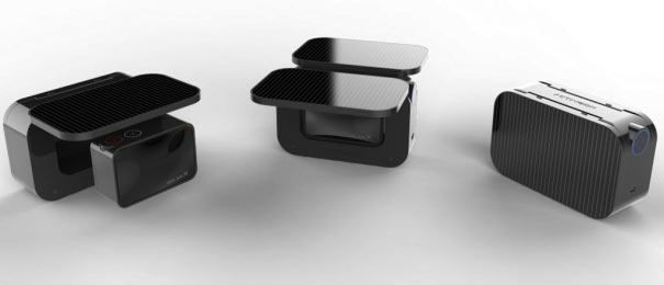 В продаже камера Activeon Solar X должна появиться в марте