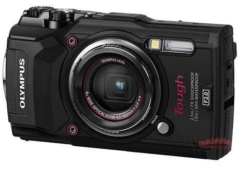 Анонс камеры Olympus Tough TG-5 ожидается в ближайшее время
