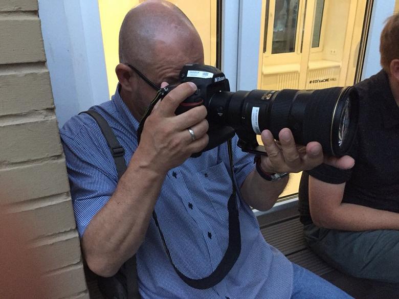 Фото дня: объектив Nikon AF-S Nikkor 500mm f/5.6E PF ED VR