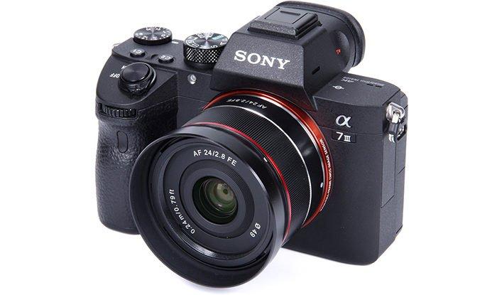 Представлен объектив Samyang AF 24mm F2.8 FE, названа цена и срок начала продаж