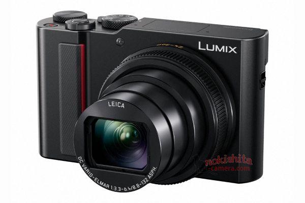 Камере Panasonic Lumix DC-TZ200 приписывают дюймовый датчик и объектив с ЭФР 24-350 мм