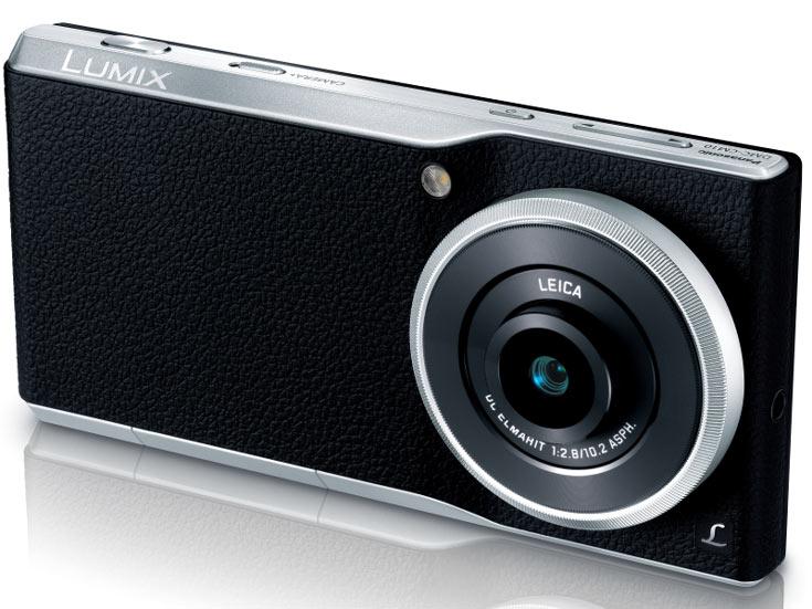 Габариты Panasonic Lumix DMC-CM10 — 135,4 х 68,0 х 21,1 мм