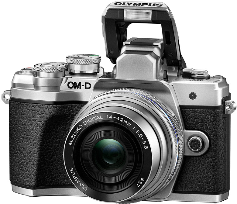 Цена Olympus OM-D E-M10 III — 649 евро