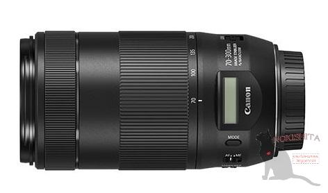 Анонс объектива Canon EF 70-300mm IS II USM ожидается 15 сентября