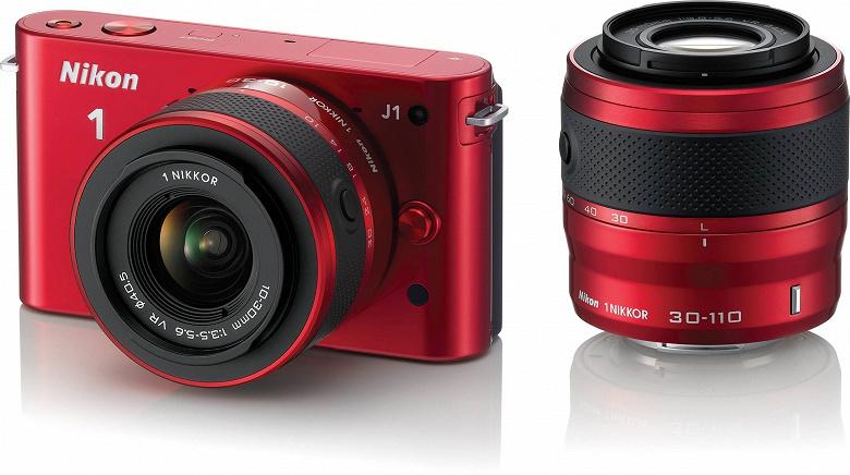 Система Nikon 1 осталась в прошлом