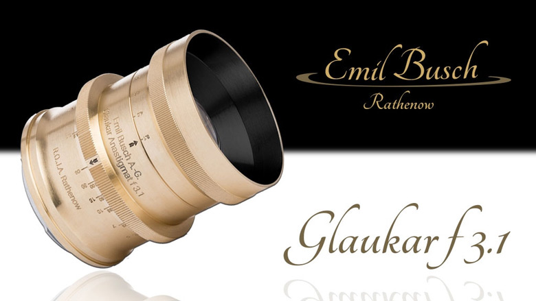 На выпуск портретного объектива Glaukar 3.1, разработанного в 1910 году, уже собрано вдвое больше средств, чем намечалось
