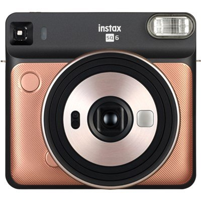 В сети появились подробные сведения о камере Fujifilm Instax SQ6