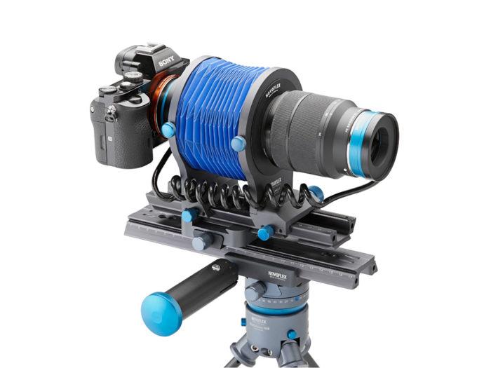 Компания Novoflex анонсировала выпуск адаптера RETRO-Adapter для камер с креплением Sony E