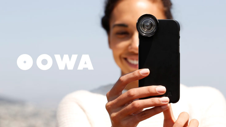 Чехол OOWA превращает смартфон Apple iPhone 6, 6 Plus, 6s и 6s Plus в камеру со сменными объективами