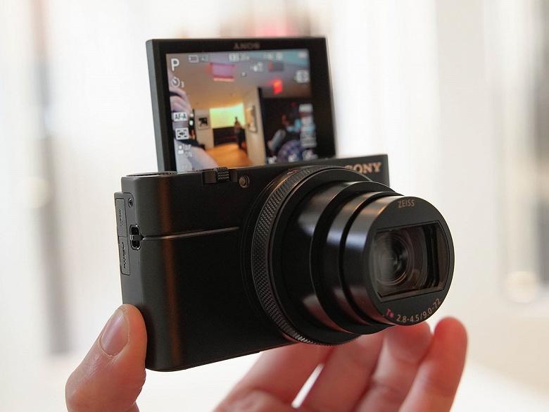 Камера Sony RX100 VI