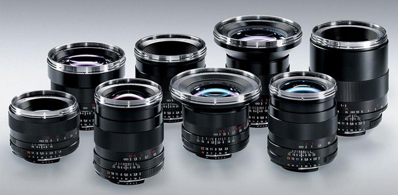Выпуск объективов Zeiss SLR Classic прекращен