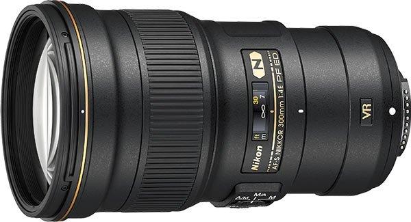 Анонсирован выпуск объектива AF-S Nikkor 500mm f/5.6E PF ED VR
