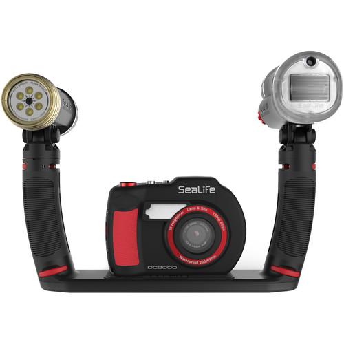 Камера для подводной съемки SeaLife DC2000 выдерживает погружения на глубину до 60 м