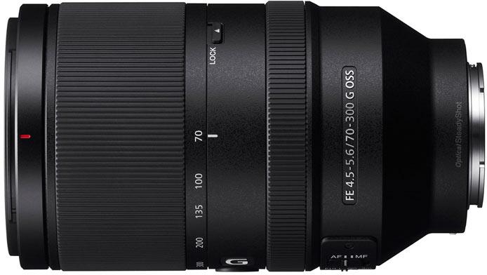 Продажи FE 70-300mm F4.5-5.6 G OSS (SEL70300G) производитель обещает начать в мае по цене около $1200
