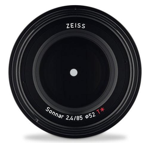 Анонс объектива Loxia 85mm f/2.4 Sonnar назначен на завтра