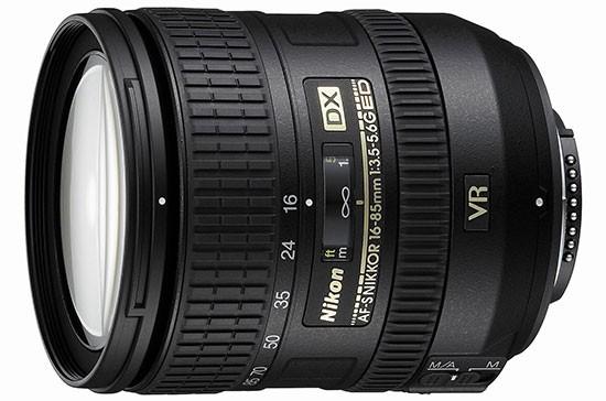 AF-S DX Nikkor 16-80mm f/2.8-3.5G ED VR