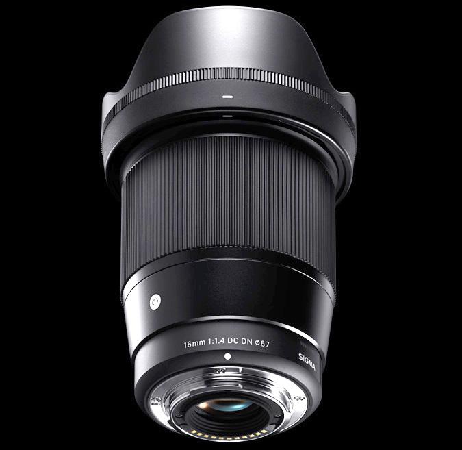 Дата начала продаж и цена объектива Sigma 16mm F1.4 DC DN | Contemporary пока неизвестны