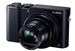 Компания Panasonic представила компактную камеру Lumix DMC-TX1